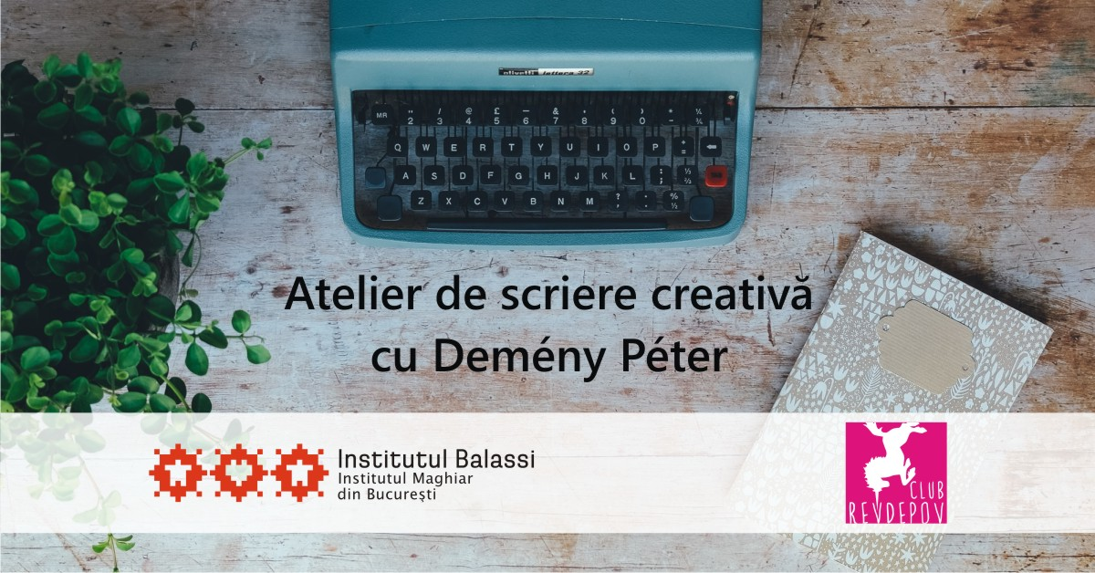 scriere creativa maghiara