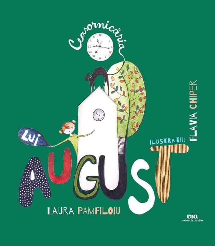 laura pamfiloiu ceasornicaria lui august